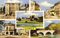 Alnwick, multiview. 1950s